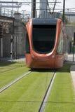 Grüner Transport Lizenzfreie Stockfotografie