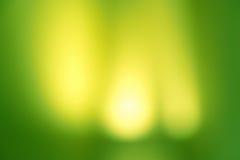 Grüner Unschärfenhintergrund Lizenzfreie Stockfotos