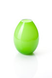Grüner Vase lizenzfreie stockfotos