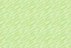 Grüner Vektor lässt nahtloses Muster für Illustrator Stockfotografie