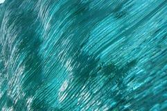 Grüner Wandhintergrund stockfotos