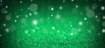Grüner Weihnachtshintergrund Lizenzfreie Stockbilder