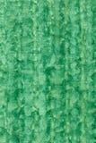 Grüner Zinkhintergrund Stockfotos