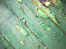 grünes abstraktes Holz in englan London-Antike Boden und backgro Stockfotos