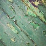 grünes abstraktes Holz in englan London-Antike Boden und backgro Lizenzfreie Stockfotografie