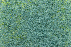 Grünes Abwaschdetail Stockfotos