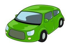 Grünes Auto Stockbilder