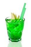Grünes Cocktail Lizenzfreies Stockbild