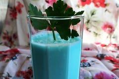 Grünes Cocktail Stockfoto