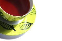 Grünes Cup Lizenzfreies Stockbild