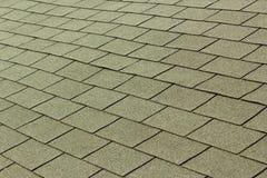Grünes Dach Lizenzfreies Stockbild