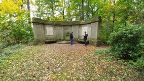 Grünes Denkmal Hannover lizenzfreie stockfotografie