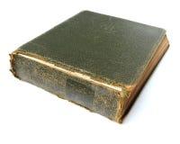 Grünes Foto- oder Stempelalbum Lizenzfreie Stockfotografie