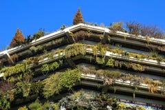 Grünes Gebäude Stockbild