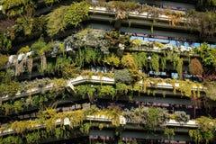 Grünes Gebäude Lizenzfreie Stockfotos
