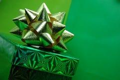 Grünes Geben Stockfotografie