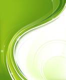 Grünes Gestaltungselement Lizenzfreies Stockfoto