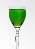 Grünes Getränk Stockbilder
