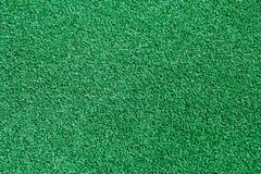 Grünes Gras des Golfs stockbilder