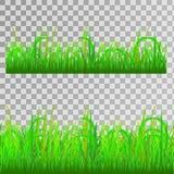 Grünes Gras nahtlos Lizenzfreie Stockfotografie