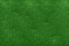 Grünes Gras und Rasen auf einem Sportfeldhintergrund lizenzfreie abbildung