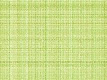 Grünes künstlerisches Segeltuch stock abbildung