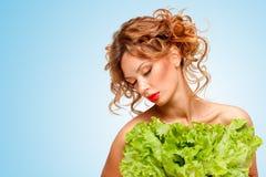 Grünes Kleid Lizenzfreie Stockfotografie