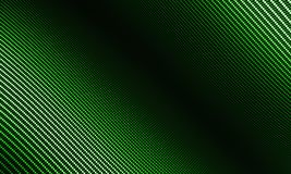 Grünes Kohlenstoffmaterial Lizenzfreies Stockfoto