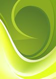 Grünes kosmisches Lizenzfreie Stockfotos