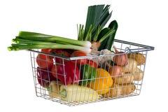 Grünes Lebensmittelgeschäft Stockbilder