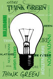Grünes Licht Lizenzfreie Stockbilder