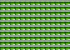 Grünes Mosaik Lizenzfreies Stockfoto