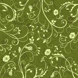 Grünes Muster Lizenzfreie Stockfotografie