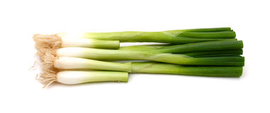 Grünes onions Lizenzfreies Stockbild