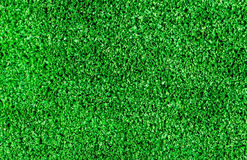 Grünes Plastikgras Lizenzfreie Stockfotografie