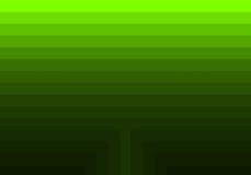 Grünes quadratisches Muster in der Farbe geometrisch stock abbildung