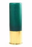 Grünes Schrotflinte-Shell Stockbilder