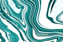 Grünes Seebunte Marmorkunst für luxuriöse Tapete der Hautfliese stock abbildung