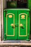 Grünes sicheres Indien Lizenzfreies Stockfoto