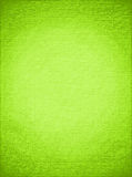 Grünes strukturiertes Neonpapier Lizenzfreie Stockbilder