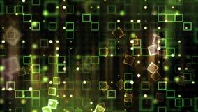 Grünes Technologie-Gitter