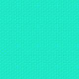 Grünes und blaues Herzmuster Stockfotos