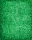 Grünes Weinlese-Tuch Stockbild