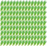 Grünpflanzemuster Stockfoto