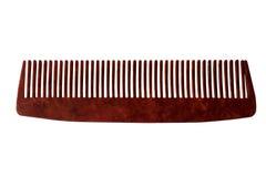 Grępla włosy, odizolowywająca na białym tle Obrazy Royalty Free
