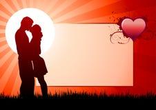 grępluje miłości Fotografia Stock
