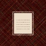 Grępluje szablon Diagonalna grunge tekstura Abstrakt royalty ilustracja