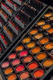 Grżę barwił kosmetyki Obrazy Stock