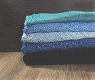 Grże odzieżowego dla jesieni lub zimy Obrazy Royalty Free