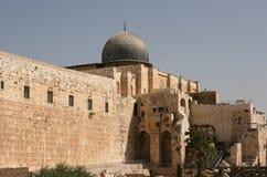 Gr Aqsa Stock Afbeelding